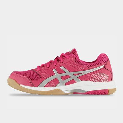 GEL Rocket 8 Ladies Indoor Court Shoes
