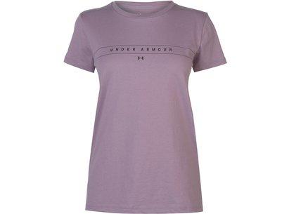 Wordmark T Shirt Women