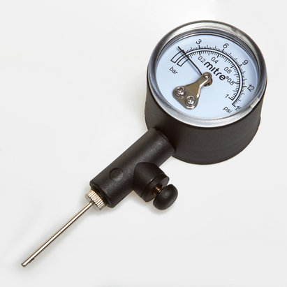 Pressure Gauge Ball Pump