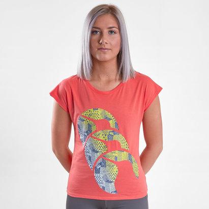 CCC Graphic Logo Ladies T-Shirt