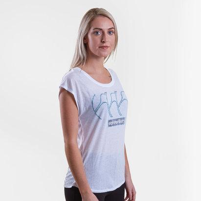 Vapodri Ladies Loose Fit T-Shirt