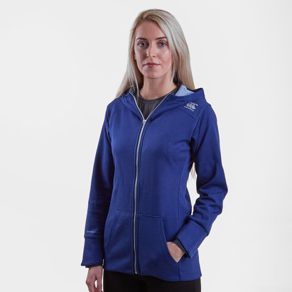 Vaposhield Ladies Full Zip Hooded Sweat