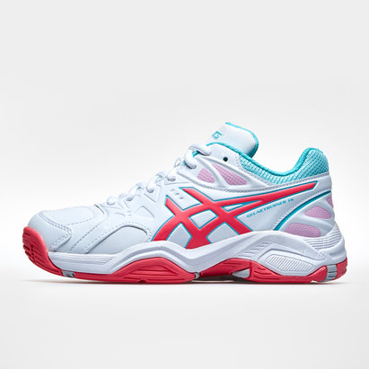 Gel Netburner 18 GS Kids Netball Trainers