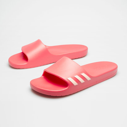 Aqualette Womens Shower Slide Flip Flops