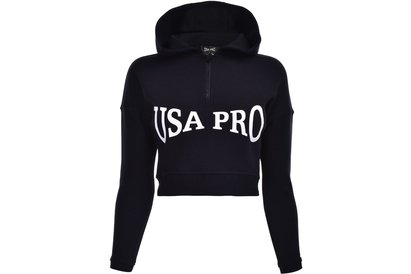USA Pro Over the Head Hoody Junior Girls