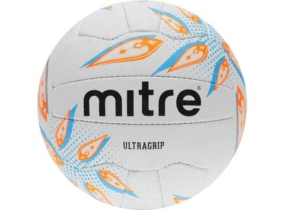 Mitre Ultragrip Netball Ball