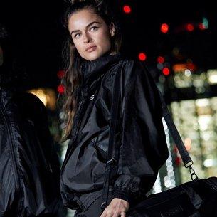 SportFX Reflective Bomber Jacket Ladies