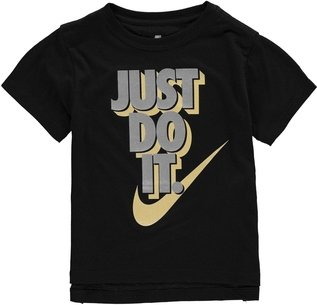 Nike Metallic JDI T-Shirt Infant Girls