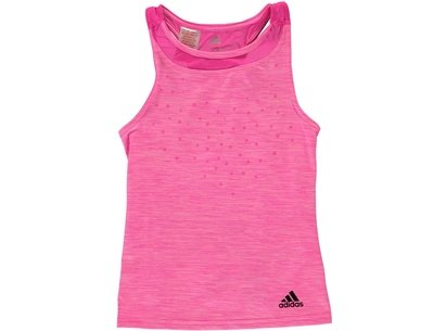 adidas Dotty Tank Top Junior Girls