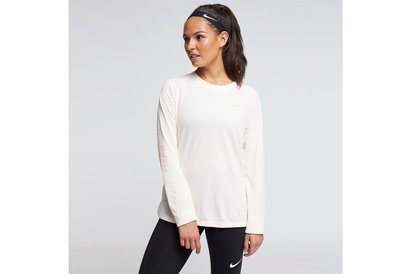 Nike Tailwind Long Sleeve Running Top Ladies