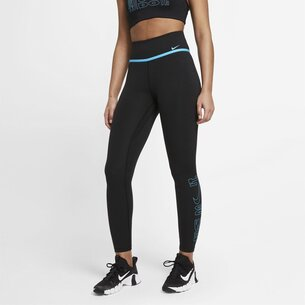 Nike One Womens Icon Clash 7 8 Tights