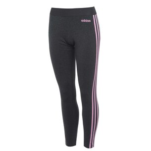 adidas 3 Stripe Leggings Ladies