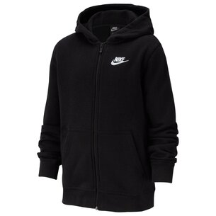 Nike Fundamentals Full Zip Hoody Juniors