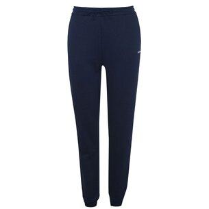 LA Gear Closed Hem Jogging Pants Ladies