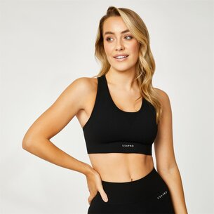 USA Pro Seamless Crop Top Ladies