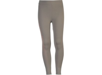 Puma Logo Leggings Junior Girls