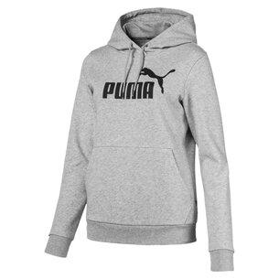 Puma Logo Ladies Hoody