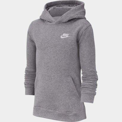 Nike Sportswear Club Pullover Hoodie Junior Boys