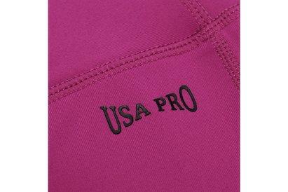 USA Pro Three Quarter Leggings