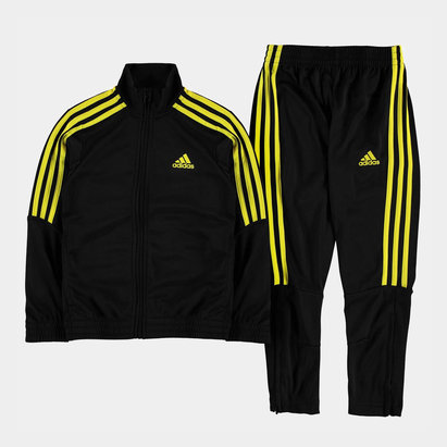 adidas Tiro Poly Tracksuit Junior Boys