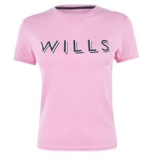 Jack Wills Coffield Modern Ringer T Shirt