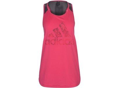 adidas Mesh Vest Ladies