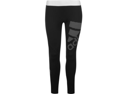 adidas Logo Tights Ladies