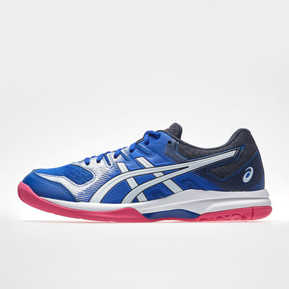 Asics Gel Rocket 9 Ladies Indoor Court Trainers