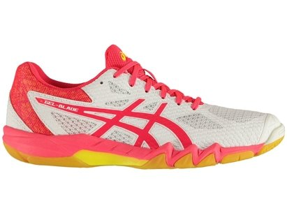 Asics Gel Blade 7 Ladies Indoor Court Trainers