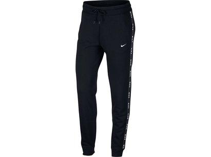 Nike Logo Tape Jogging Pants Ladies