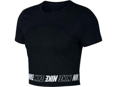 Nike Sport Distort T Shirt Ladies