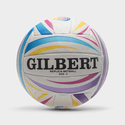 Gilbert World Cup 2019 Official Replica Netball