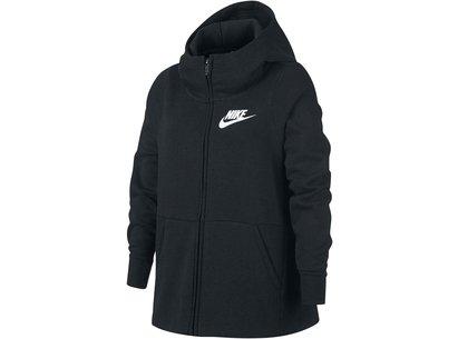 Nike NSW Full Zip Hoody Junior Girls
