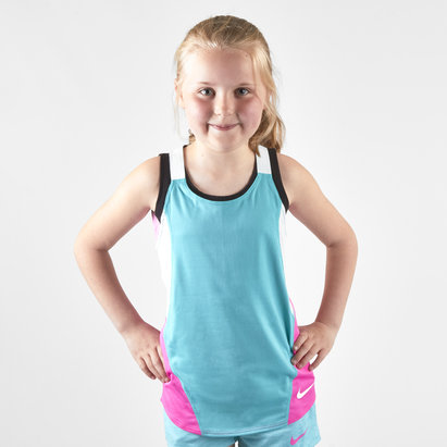 Nike Elastika Tank Top Junior Girls