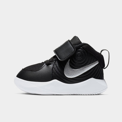 Nike Team Hustle D 9 Baby Toddler Shoe