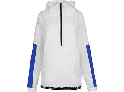 Reebok Workout Woven Jacket Ladies