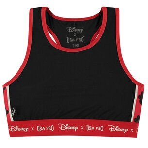 USA Pro Disney Crop Top Girls