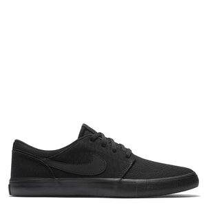 Nike SB Solarsoft Portmore 2 Canvas Skate Shoes
