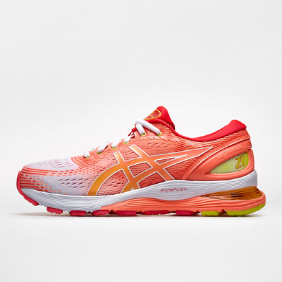 Asics Gel Nimbus 21 Ladies Running Shoes