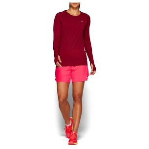 Asics 2in1 5inch Shorts Ladies