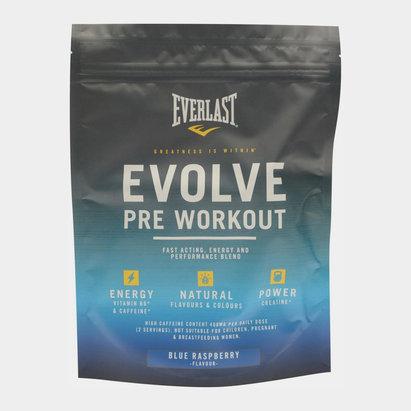 Everlast Evolve Pre Workout Powder