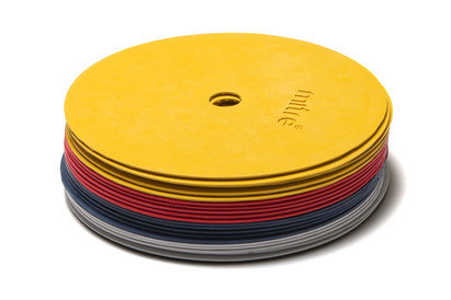 Mitre Flat Space Markers - Set of 20