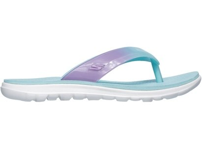 Skechers Next Wave Flip Flops Ladies