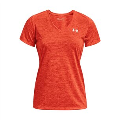 Under Armour Tech Twist Short Sleeve T Shirt Ladies
