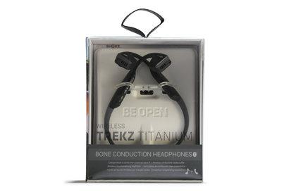 Aftershokz Trekz Titanium Bone Conductor Headphones