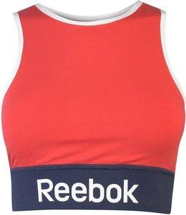 Reebok Linear Logo Sports Bra Ladies