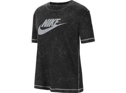 Nike Rebel Short Sleeve T Shirt Ladies