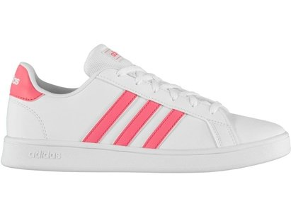 adidas Grand Court K Junior Trainers