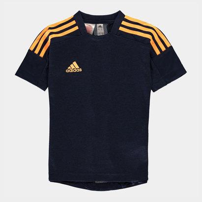 adidas Boys Football Climalite Trofeo + Jersey