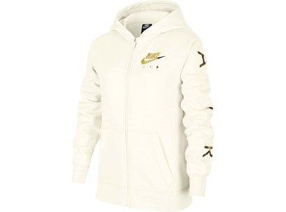 Nike Air Full Zip Hoody Junior Girls